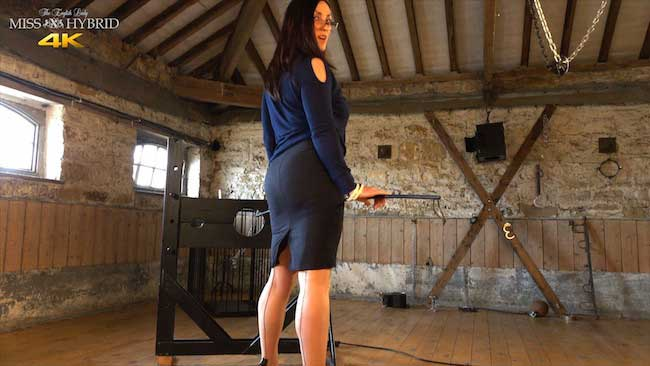 Miss Hybrid Mistress Of The Manor Dungeon