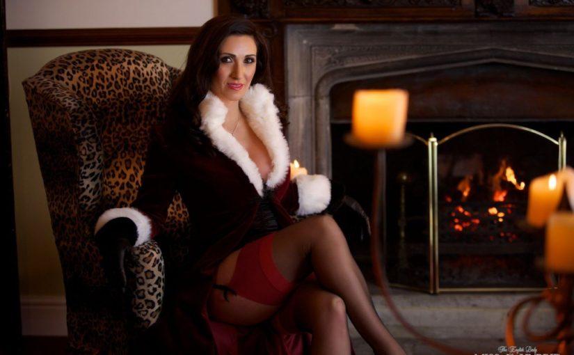 Miss Hybrid Christmas Stockings